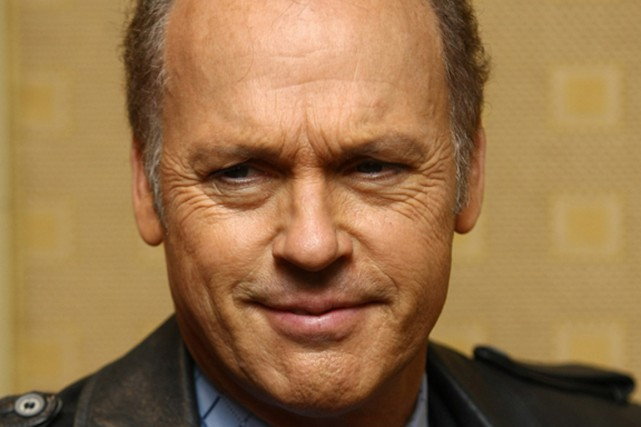 Michael Keaton... (PHOTO GETTY IMAGES)