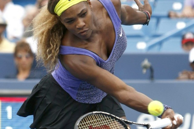 Serena Williams... (PHOTO David Kohl, AP)
