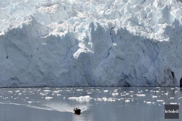 Nous traversons présentement une de ces «interglaciaires», la... (Photothèque Le Soleil)