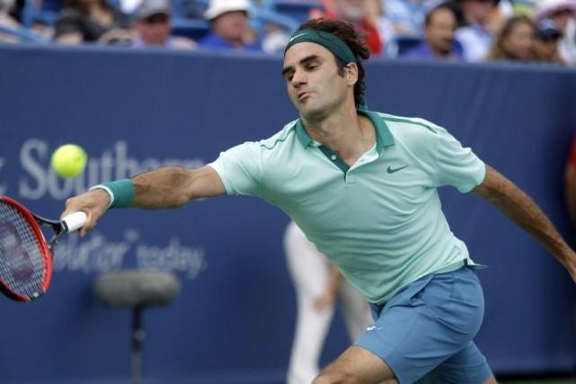 Roger Federer... (Photo: AP)
