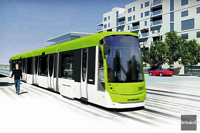 L'étude de «faisabilité» du tramway attendue d'ici la... (Photothèque Le Soleil)
