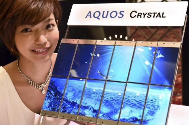 «C'est presque comme si l'on n'avait qu'un écran... (PHOTO YOSHIKAZU TSUNO, AFP)
