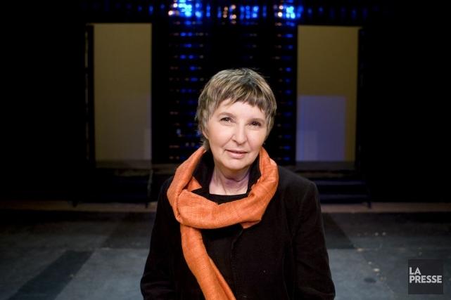 Carole Fréchette donnera le coup d'envoi des Dramaturgies... (Photo: François Roy, archives La Presse)