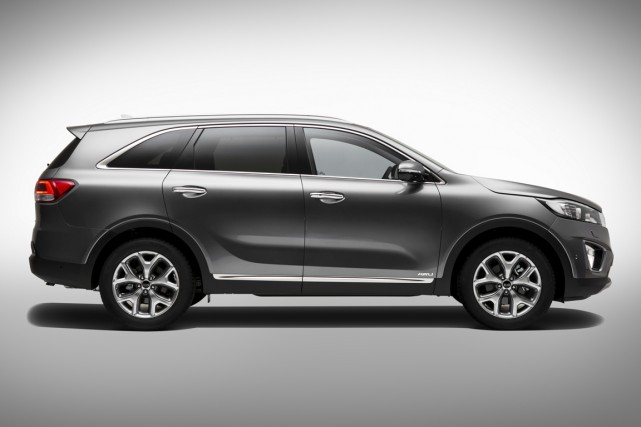 Le Kia Sorento 2016... (Photo fournie par Kia)