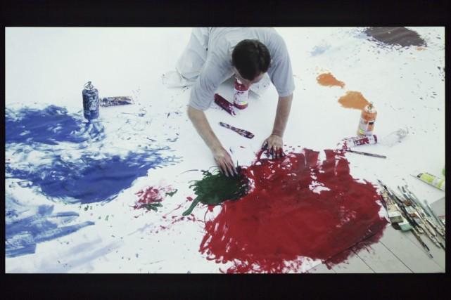 Pour son film Aveuglément, Artur Zmijewski a fait... (Photo: fournie par le MAC)