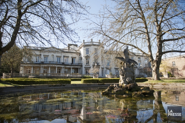 Le campus de l'Université de Roehampton, à Londres.... (PHOTO ARCHIVES LA PRESSE)