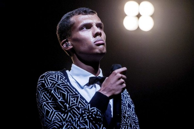 Stromae... (Photo: archives AFP)