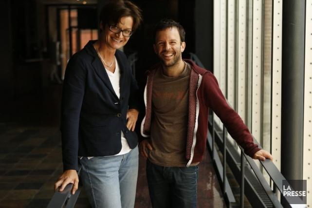 La metteure en scène Angela Konrad participera à... (Photo: Martin Chamberland, La Presse)