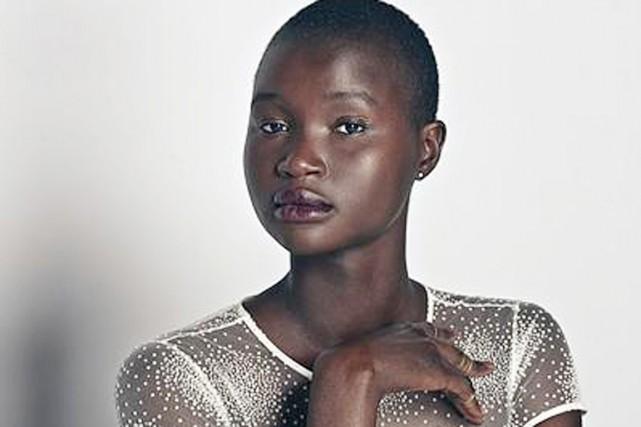 La jeune femme de 22 ans avait été... (PHOTO MODELS.COM)