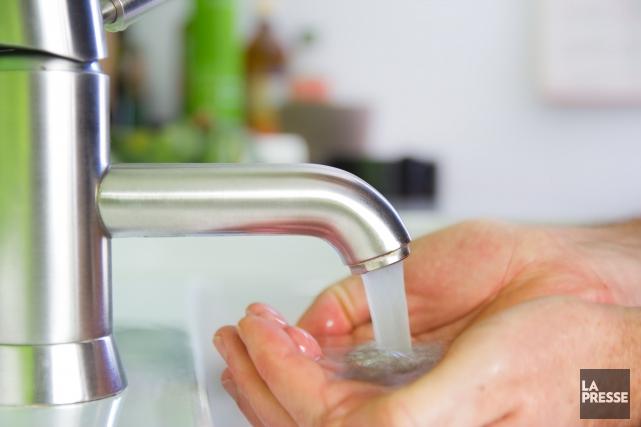 La Ville de Bromont a levé l'avis de non-consommation de l'eau potable hier à... (Archives, La Presse)