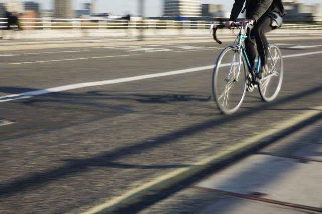 Le Québec compte 4 millions de cyclistes et... (Photo archives Digital/Thinkstock)