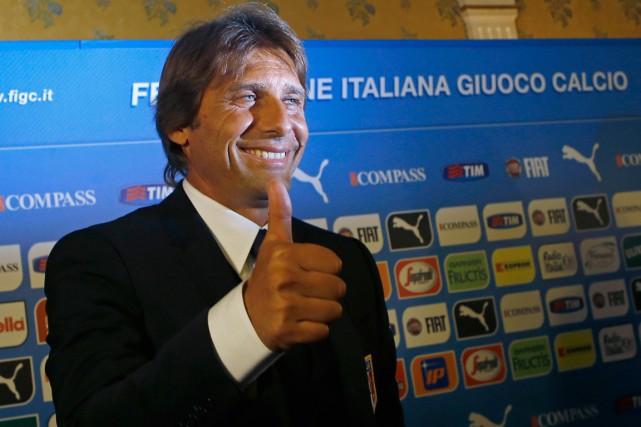 Le nouveau sélectionneur de l'équipe nationale italienne de... (Photo Alessandro Bianchi, archives Reuters)