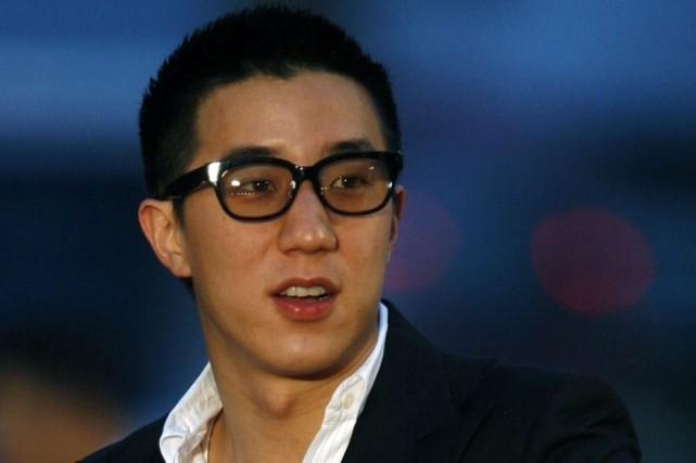 Jaycee Chan, fils de Jackie Chan.... (Photo: Reuters)