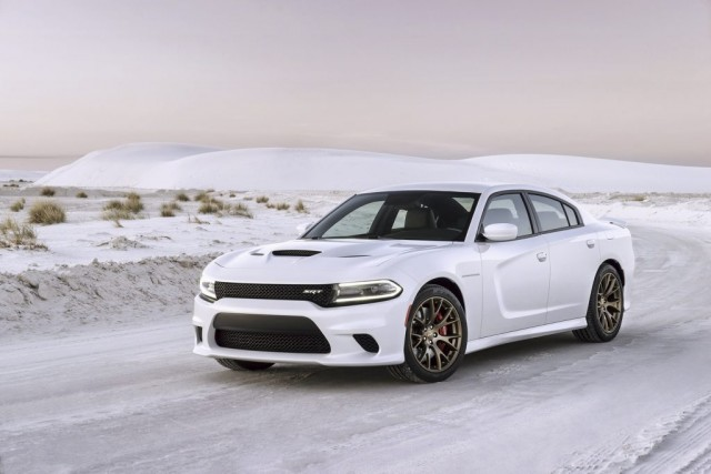Dodge Charger SRT Hellcat... (Photo fournie par Dodge)