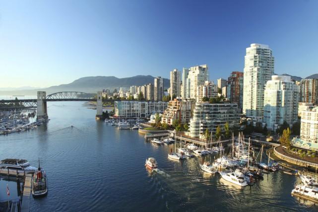 Vancouver... (Photo Digital/Thinkstock)