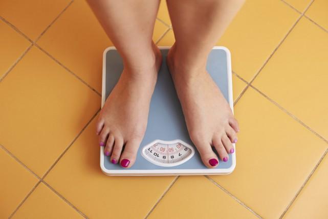 Pour perdre du poids, ilfaut tout d'abord d'établir... (Photo Digital/Thinkstock)