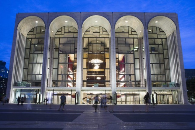 Le Metropolitan Opera de New York... (Photo: AP)