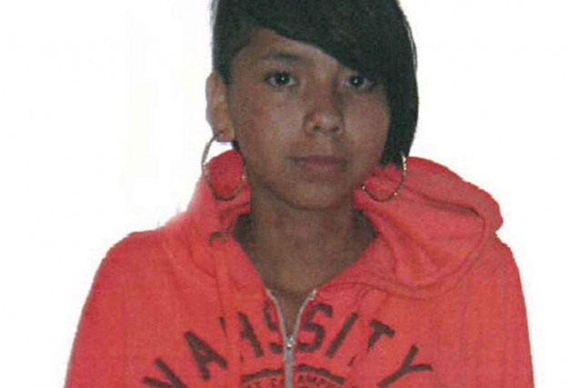 Tina Fontaine... (Photo PC/Service de police de Winnipeg)