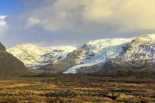 Cet immense volcan est situé sous le plus... (Photo d'archives)