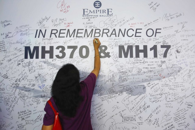 Le vol MH370 a cessé tout contact avec les... (PHOTO SAMSUL SAID, REUTERS)