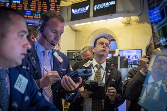 «Le marché est très tranquille, il se tient... (PHOTO BRENDAN MCDERMID, ARCHIVES REUTERS)
