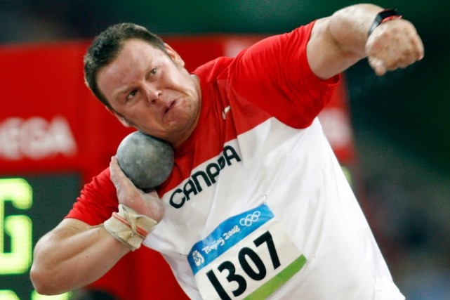 Dylan Armstrong... (Photo Ryan Remiorz, archives PC)