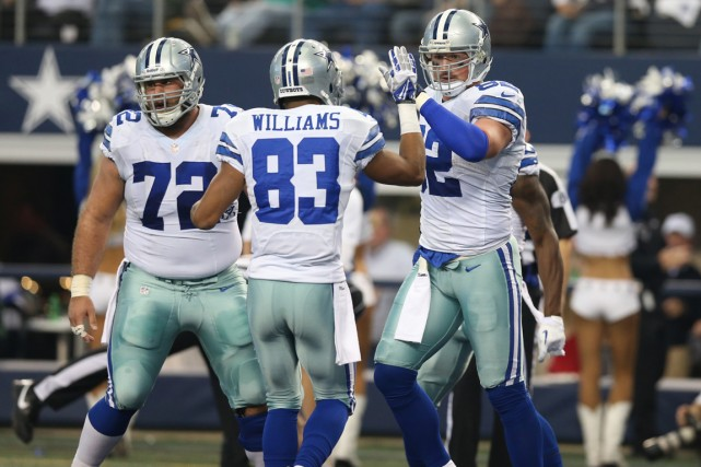 Les Cowboys de Dallas trônent au sommet du... (Photo Matthew Emmons, USA Today)