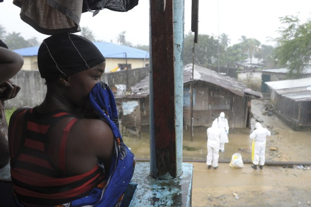 L'épidémie d'Ebola a fait 1350 morts, selon le... (Photo Reuters)