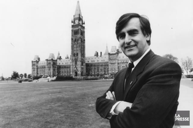 Lucien Bouchard a fondé le Bloc québécois en... (Photo: Jean Goupil, archives La Presse)