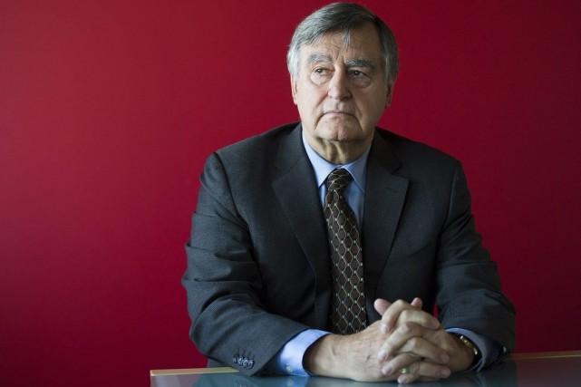 Lucien Bouchard revient sur les conséquences de l'échec... (PHOTO GRAHAM HUGHES, LA PRESSE CANADIENNE)