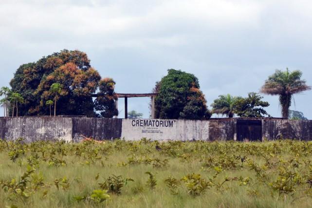 La faible capacité de l'unique crématorium du Liberia... (PHOTO ZOOM DOSSO, ARCHIVES AFP)