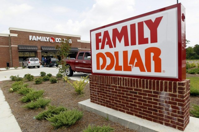 Family Dollar était la cible d'une offre d'achat... (Photo Rogelio V. Solis, archives AP)