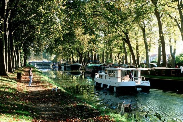 Le Canal du Midi, à Toulouse.... (Photo fournie par la Ville de Toulouse)
