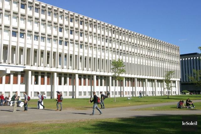 La direction de la Faculté de droit -... (Photothèque Le Soleil)
