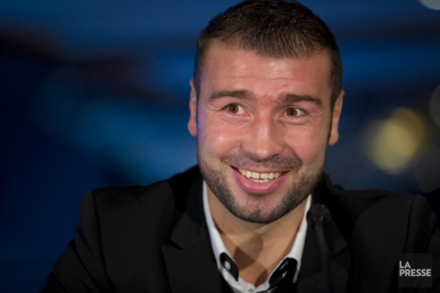 Lucian Bute (photo), Bermane Stiverne et Adonis Stevenson... (PHOTO ANDRÉ PICHETTE, ARCHIVES LA PRESSE)