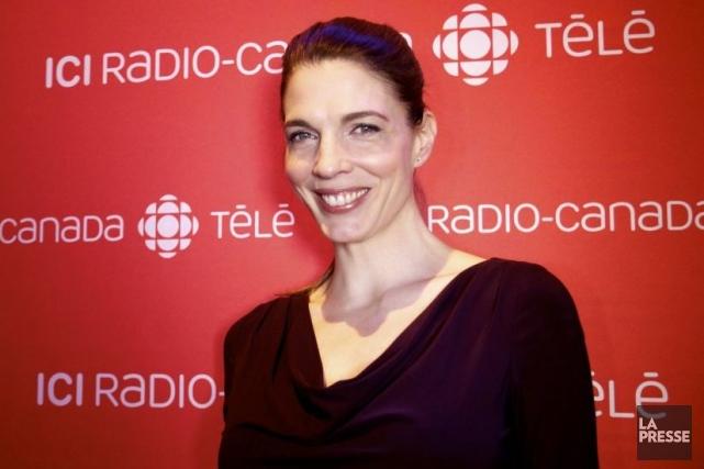 Nouvelle adresse suivra une chroniqueuse jouée par Macha... (Photo: Sarah Mongeau-Birkett, La Presse)