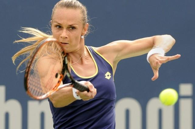 Magdalena Rybarikova... (Photo Fred Beckham, AP)