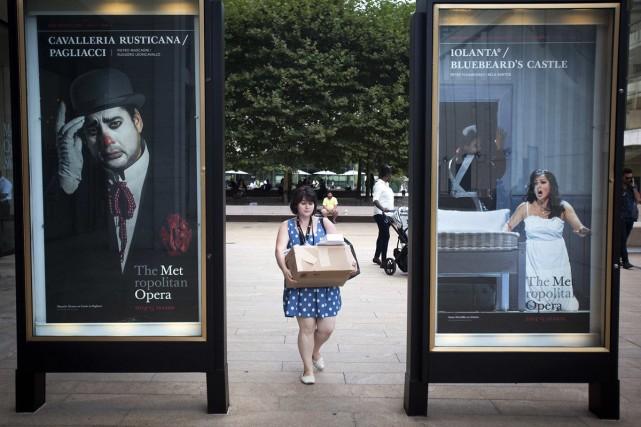 Le Metropolitan Opera est finalement parvenu à conclure des ententes de... (Photo: Reuters)