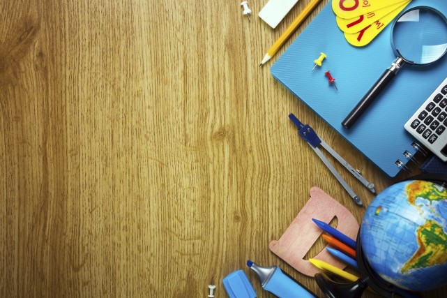 Alors que des milliers d'enfants vont retourner à l'école dans les prochaines... (Photo Thinkstock)
