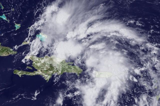 Porto Rico et les îles Vierges américaines se préparaient à des pluies... (Photo AFP)