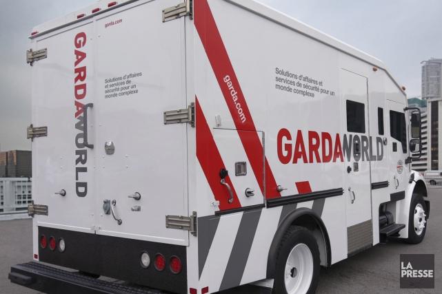 L'entreprise de sécurité GardaWorld demande l'aide du public à la suite d'une... (PHOTO ARCHIVES LA PRESSE)