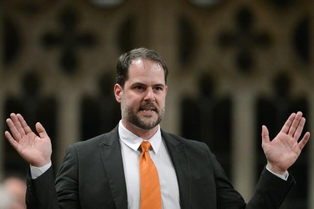 Le député néo-démocrate Alexandre Boulerice... (Archives  La Presse Canadienne)