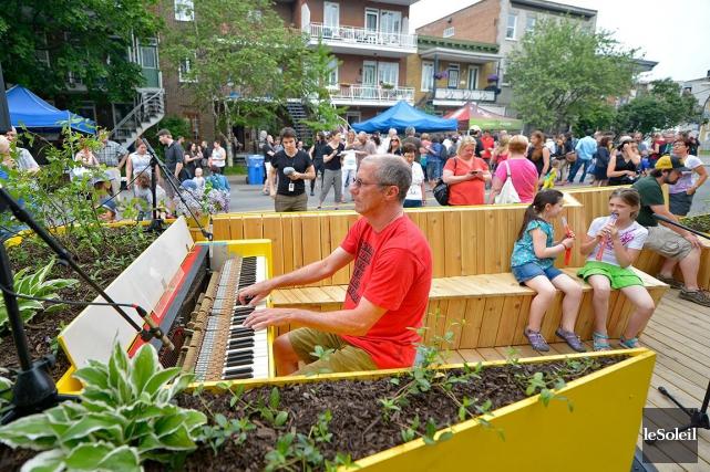 La Ville de Québec a contribué pour 10... (Photothèque Le Soleil, Yan Doublet)