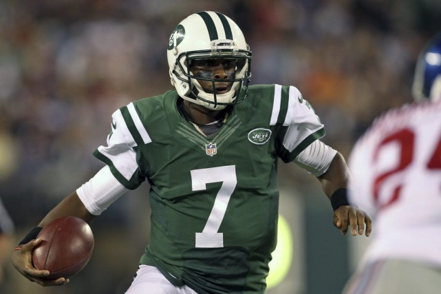 Geno Smith... (Photo Adam Hunger, archives USA Today)