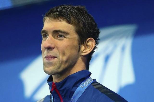 Michael Phelps... (PHOTO PATRICK HAMILTON, ARCHIVES AGENCE FRANCE-PRESSE)
