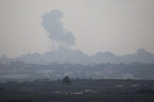 Des responsables militaires libanais ont déjà attribué des... (PHOTO AMIR COHEN, REUTERS)