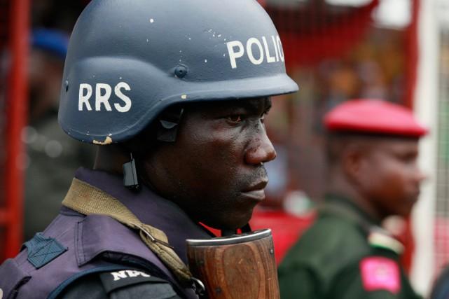 Douze jeunes hommes ont été arrêtés à Kano, grande ville du nord du Nigeria,... (PHOTO ARCHIVES ASSOCIATED PRESS)