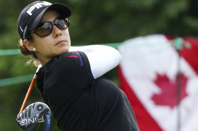 Azahara Munoz... (Photo Dave Chidley, La Presse canadienne)