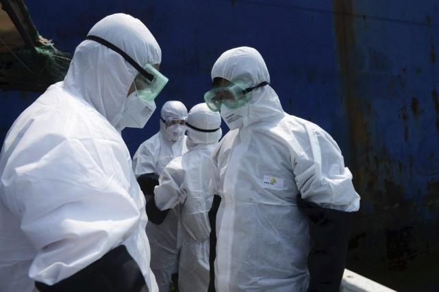Aucun vaccin ni traitement n'existe à l'heure actuelle... (Photo AFP)