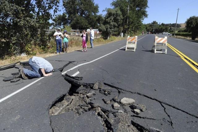 Le gouverneur de Californie Edmund Brown a déclaré... (PHOOT JOSH EDELSON, AFP)